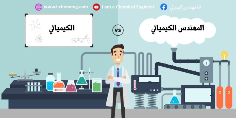 Chemist & Chemical Engineers: Differences & Fields of Work